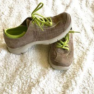 Dansko Suede Sneakers